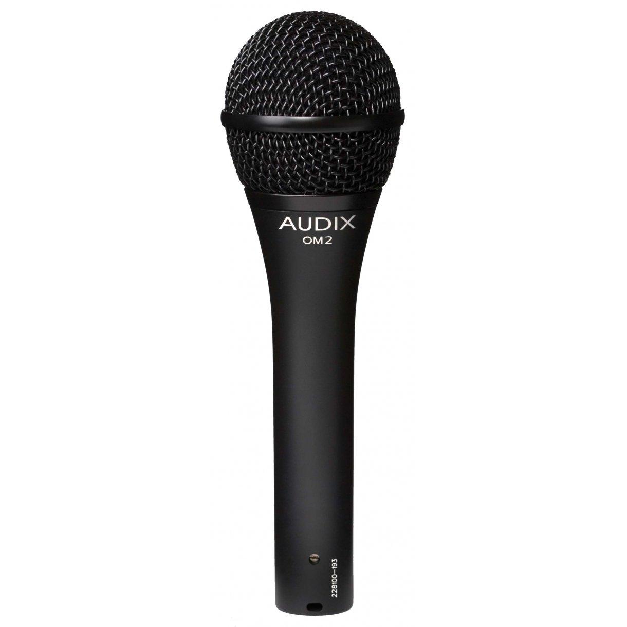 Audix: Verdensklassebrand med 30 års erfaring indenfor lydudstyr