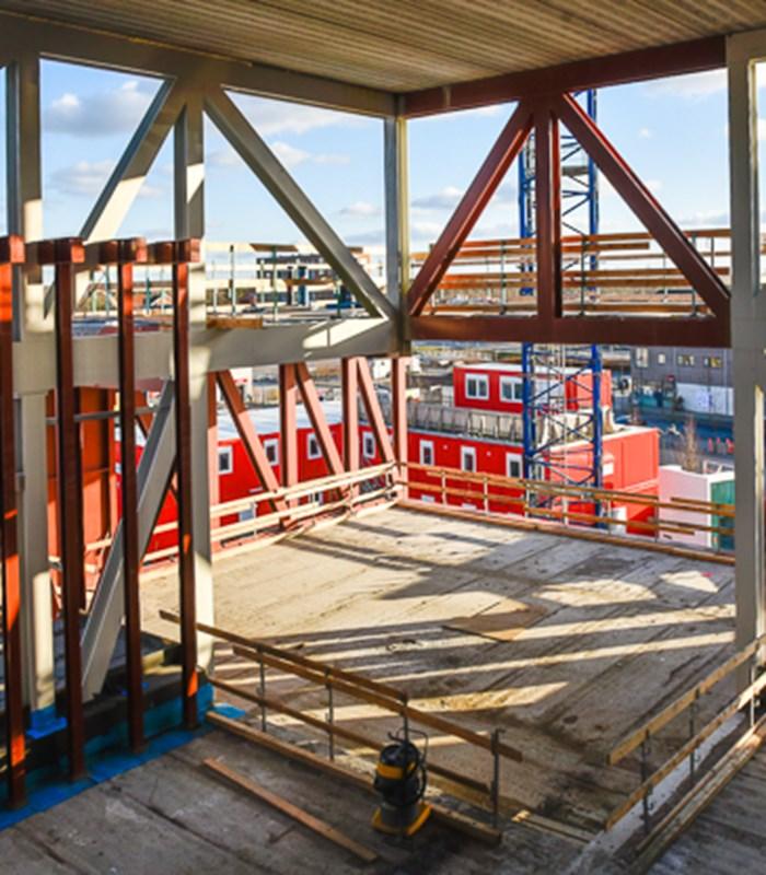 Entreprenør til større byggeprojekter i Århus