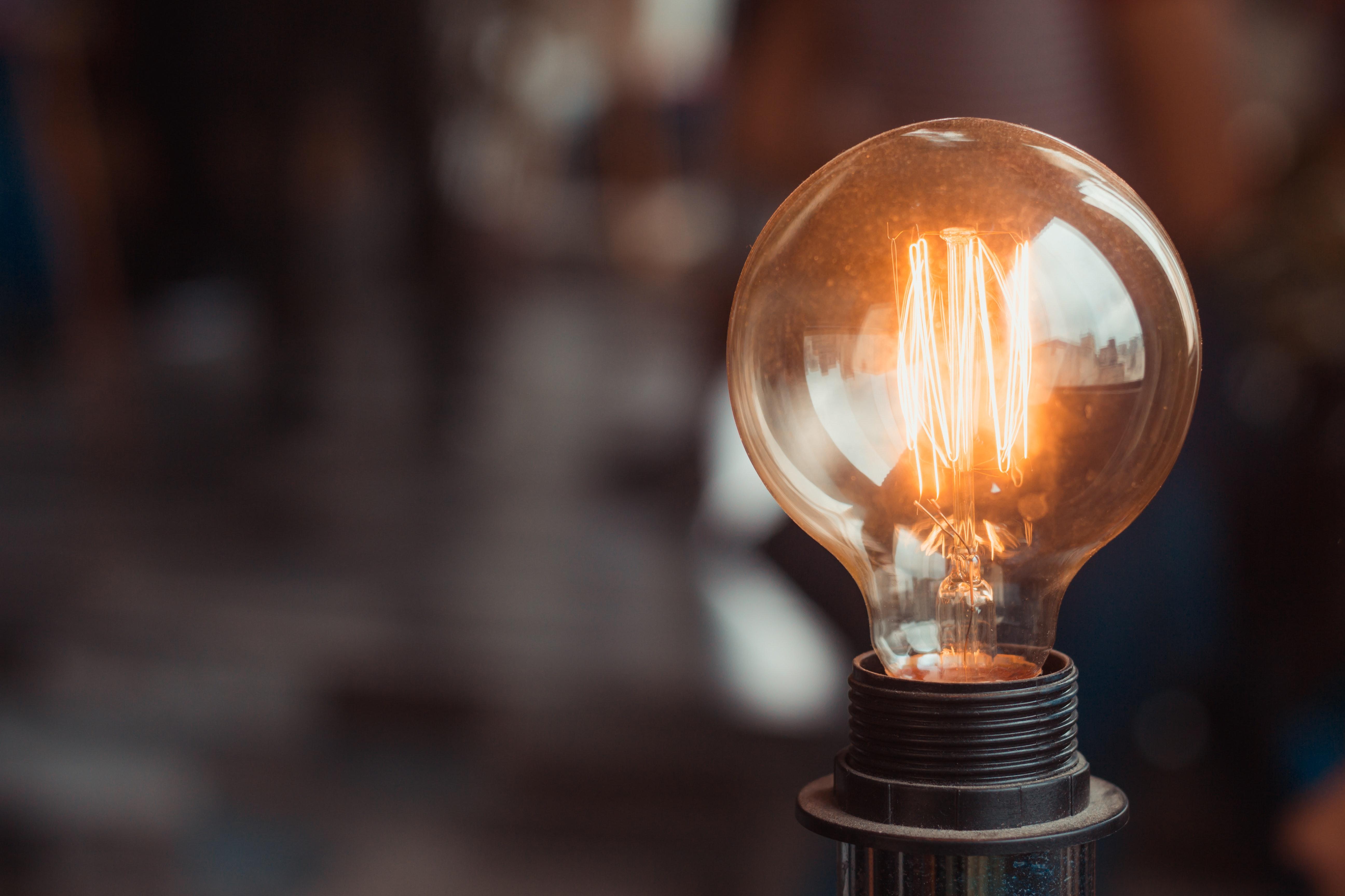 LED-lys er en fordel for miljøet
