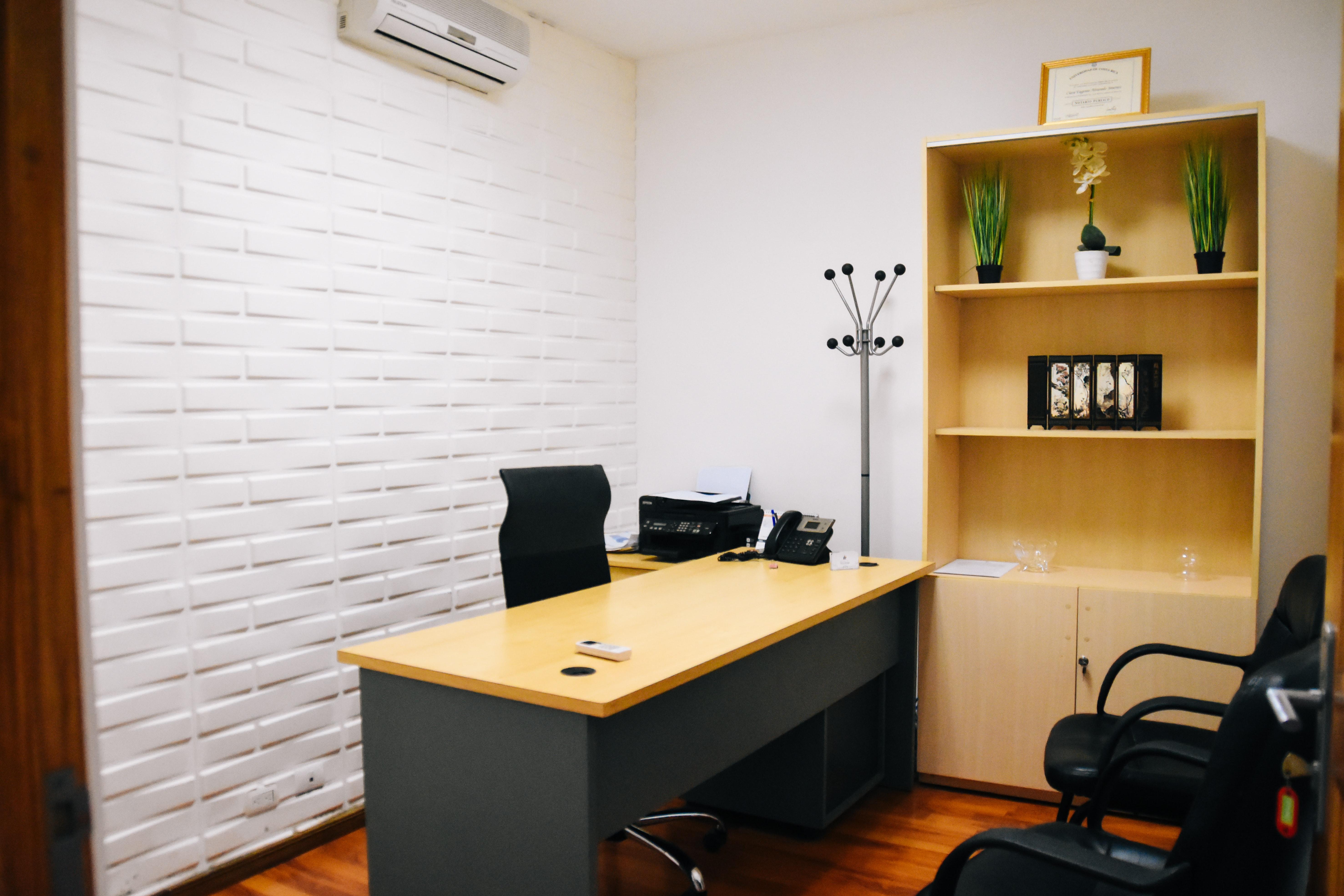 Mangler du en god kontorstol?
