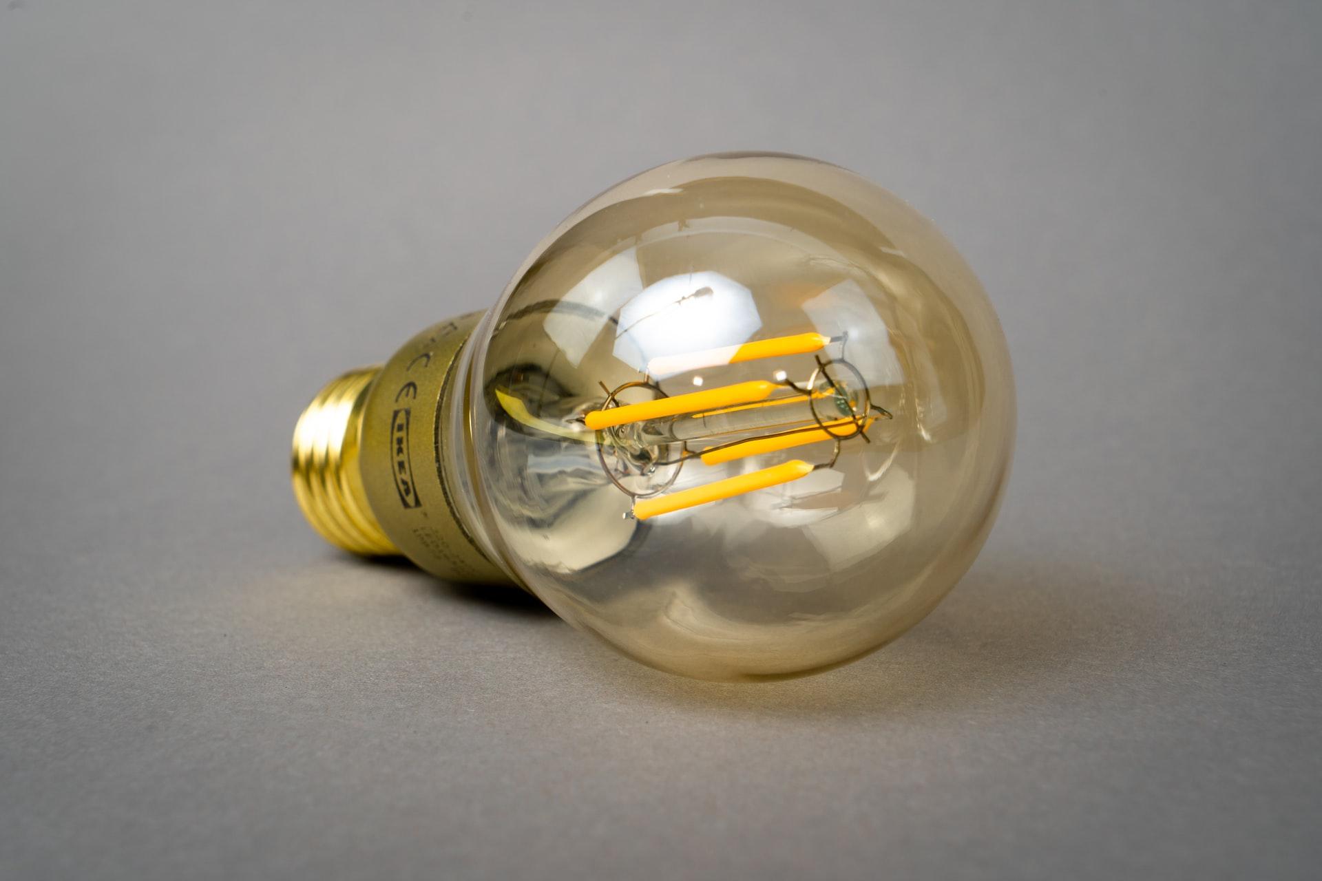 Gode råd til at vælge den rette LED-pære